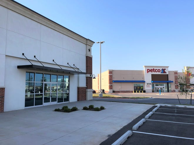 Work soon will begin to open Plano-based MOOYAH Burgers, Fries & Shakes in the west endcap of the second strip center at The Shops at Abilene Village, 3550 S. Clack St.