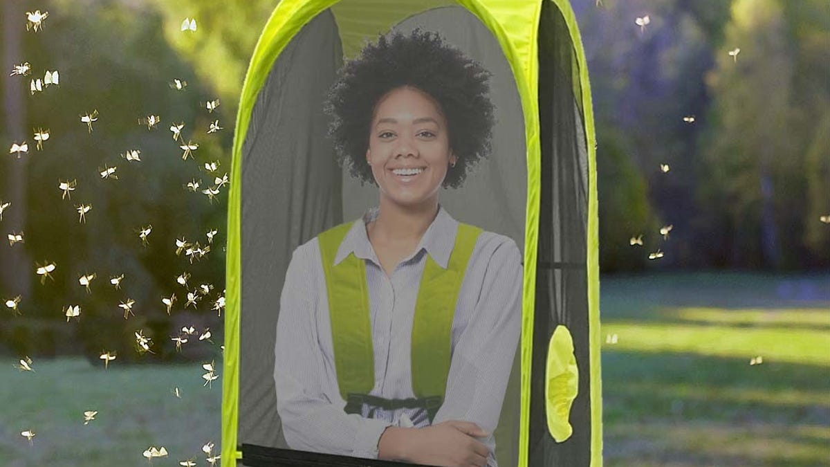 Bugged by Cicadas? Try a personal screened pod made in Cincy