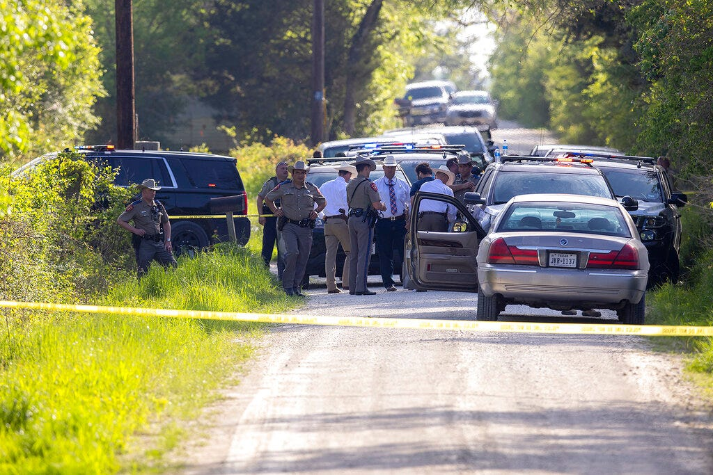 Police: Employee kills 1, wounds 5 at Texas cabinet business 1