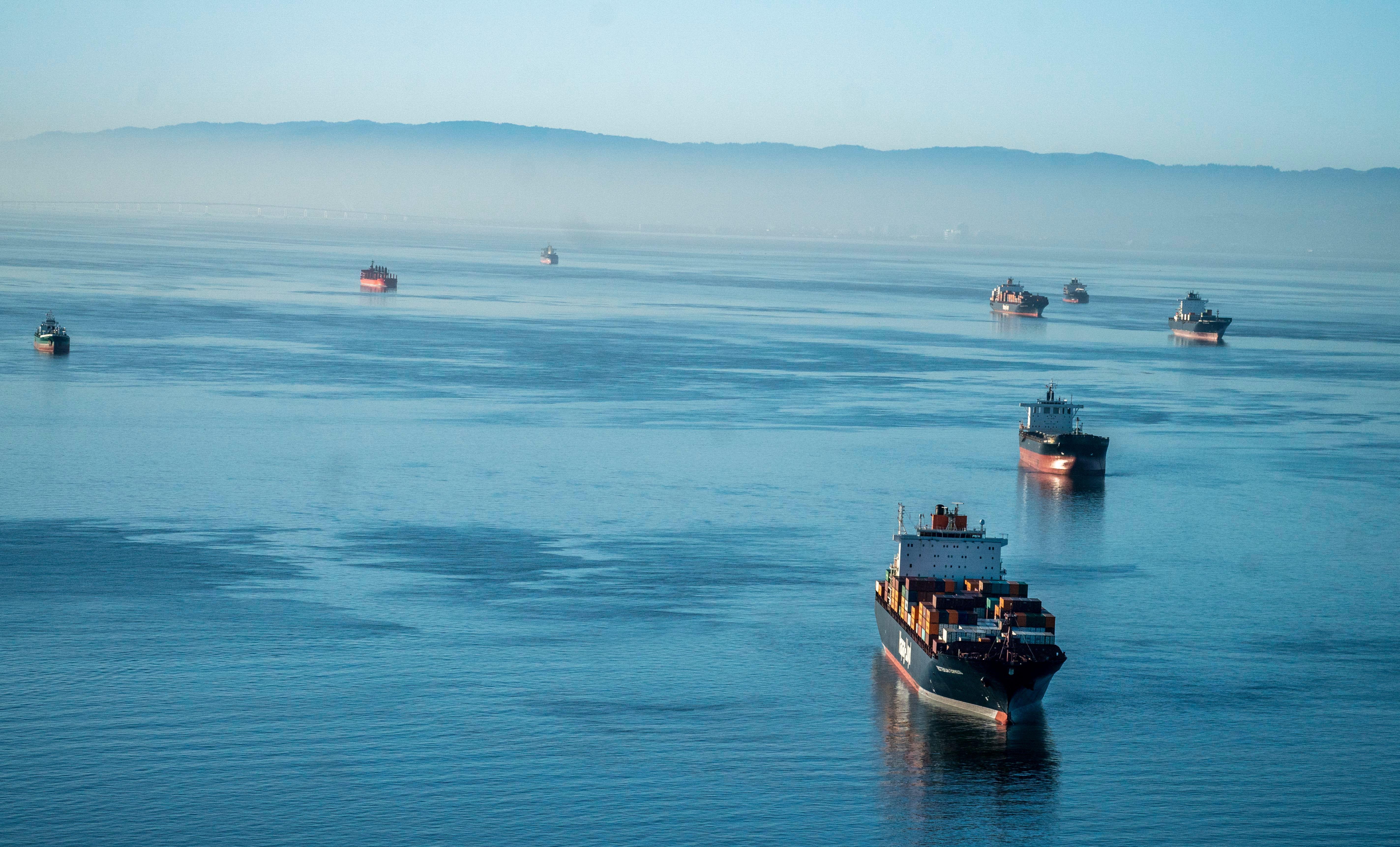Essential, invisible: COVID has 200,000 merchant sailors stuck at sea 1