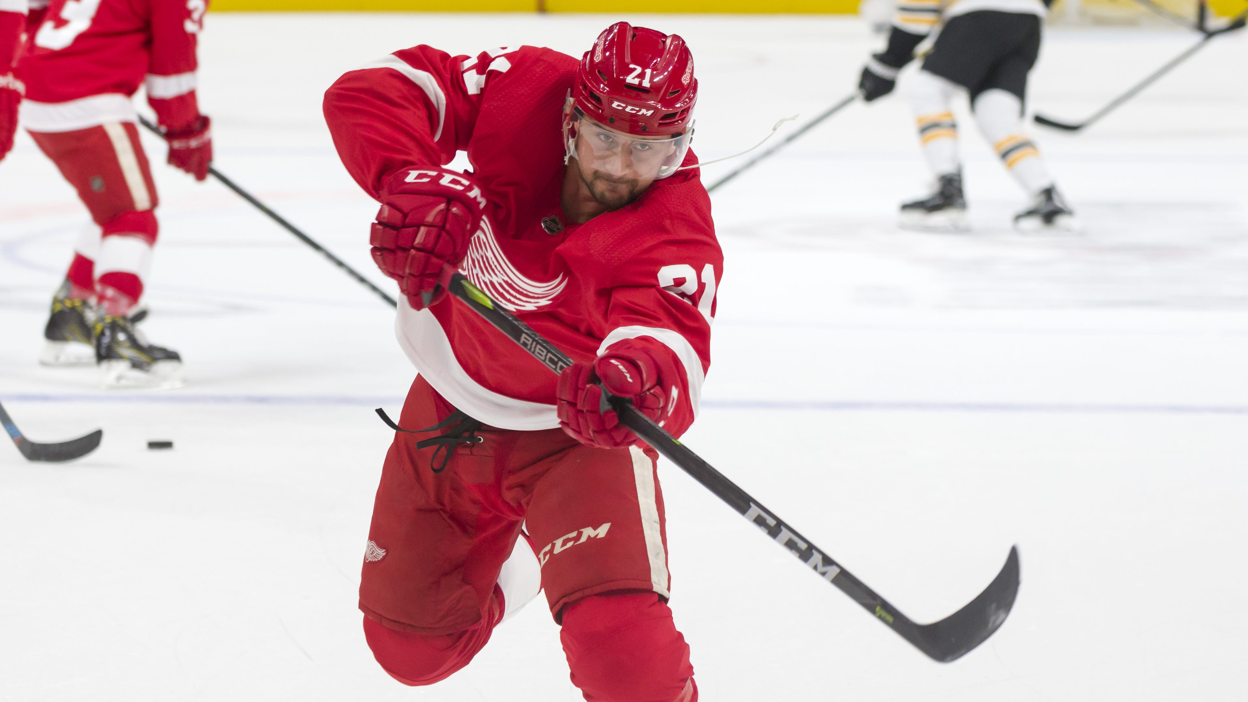 The Red Wings dealt Tomas Tatar at the 2018 trade deadline to the Golden Knights in exchange for three draft picks.