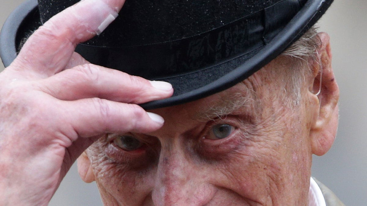Prince Philip's 'courage' to be remembered 1