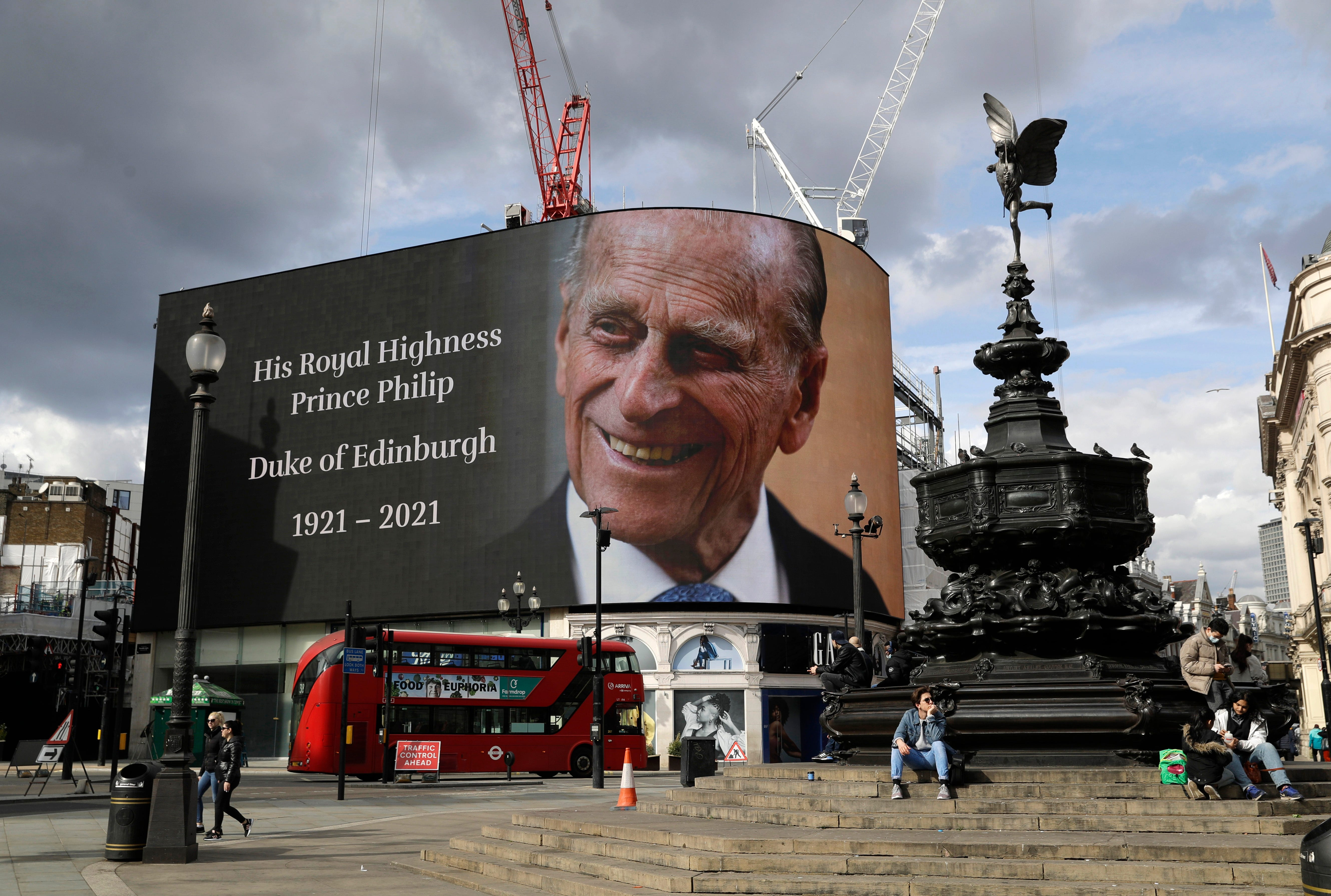 UK mourns Prince Philip; leaders honor his service to queen 2