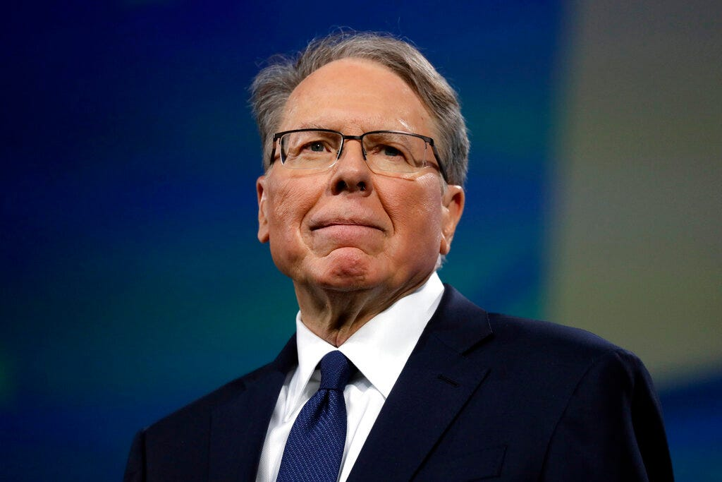 NRA is run as a kingdom with LaPierre as king, director tells judge 1