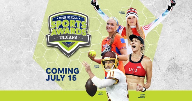 Lindsey Vonn, Alex Smith, Kerri Walsh, and The Bachelor's Matt James and Tyler Cameron, will be among a highly decorated group of presenters and guests for the Indiana High School Sports Awards