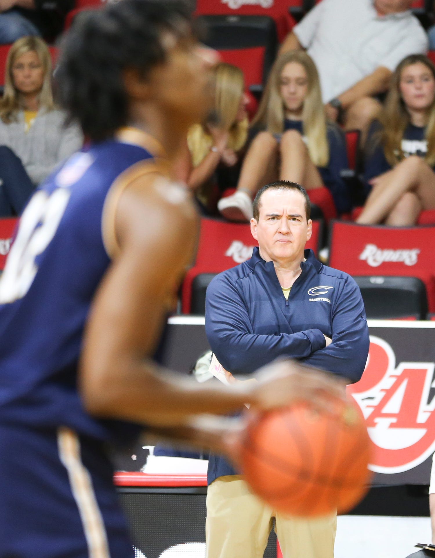"""What's next for Chipola coach Donnie Tyndall? """"I'm locked in on knowing I'm going to be here for the next five to sixyears and maybe forever,"""" he said."""