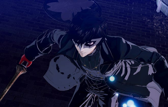 Persona 5 Strikers for the PS4 and Nintendo Switch.