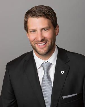Reggie Kuipers, president of Bender Commercial Real Estate.