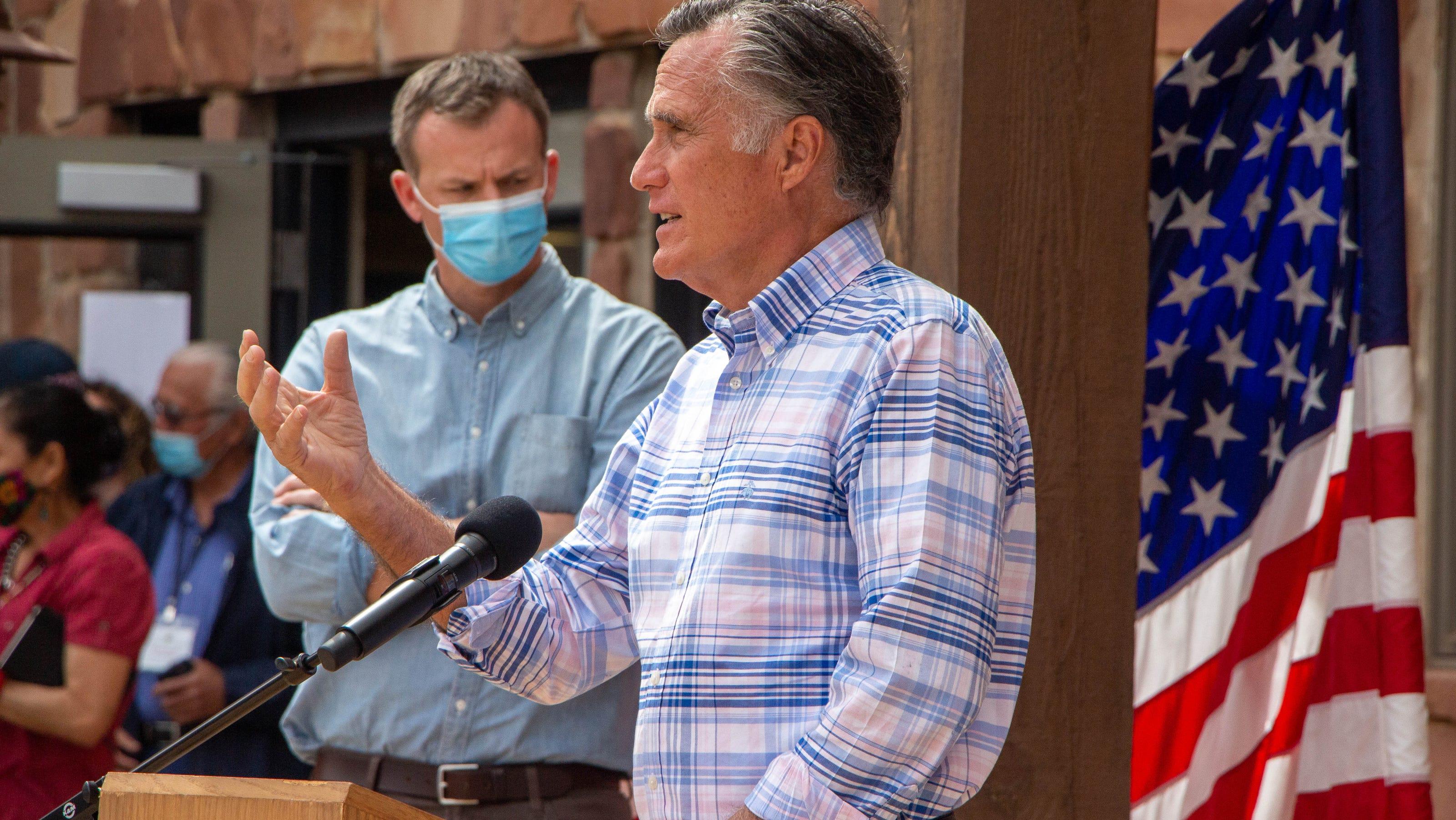 Land grab or fighting climate change? Illinois senator wants more Utah land as wilderness