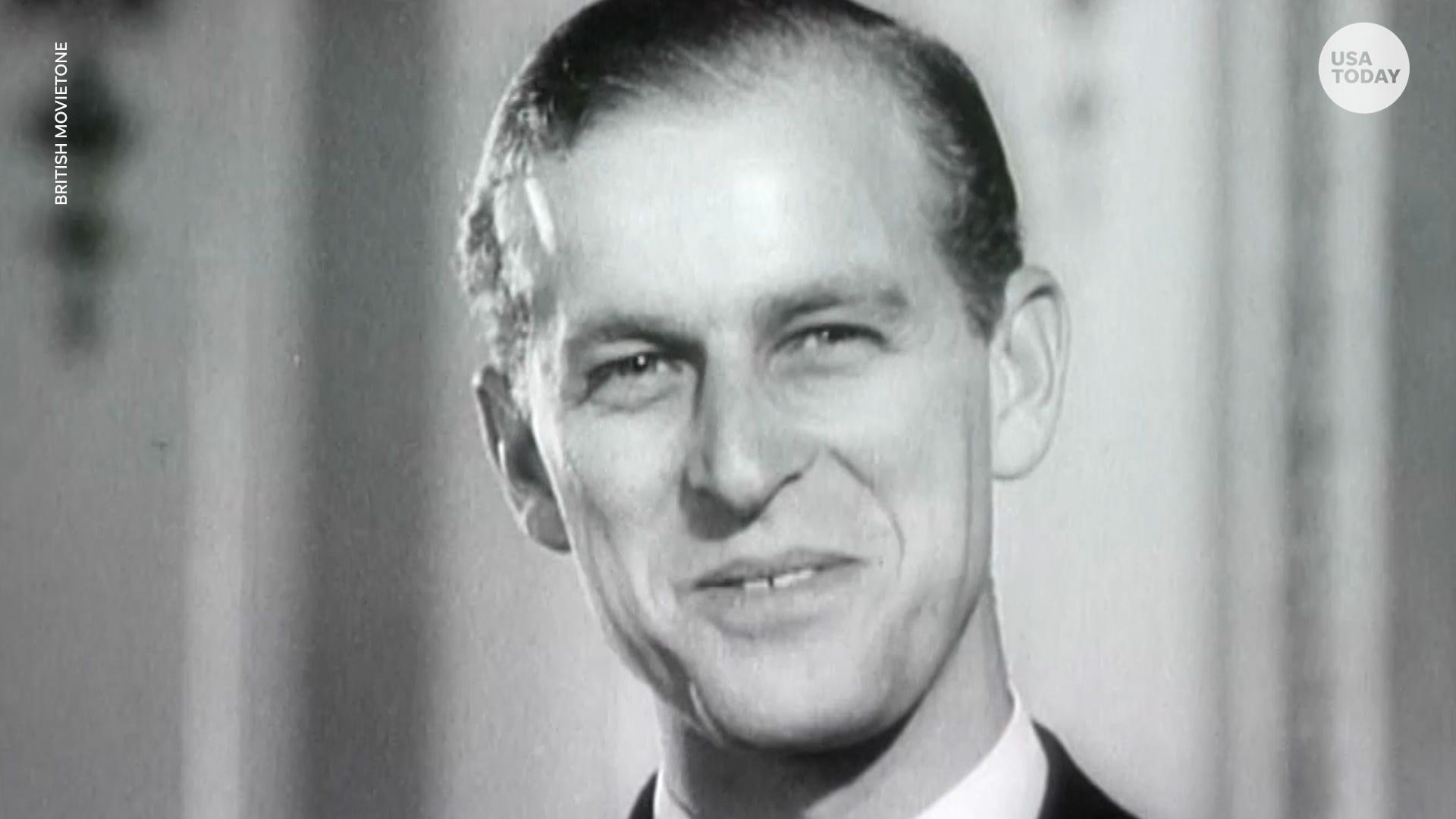 Prince Philip dies at 99: Queen Elizabeth II's husband through the years