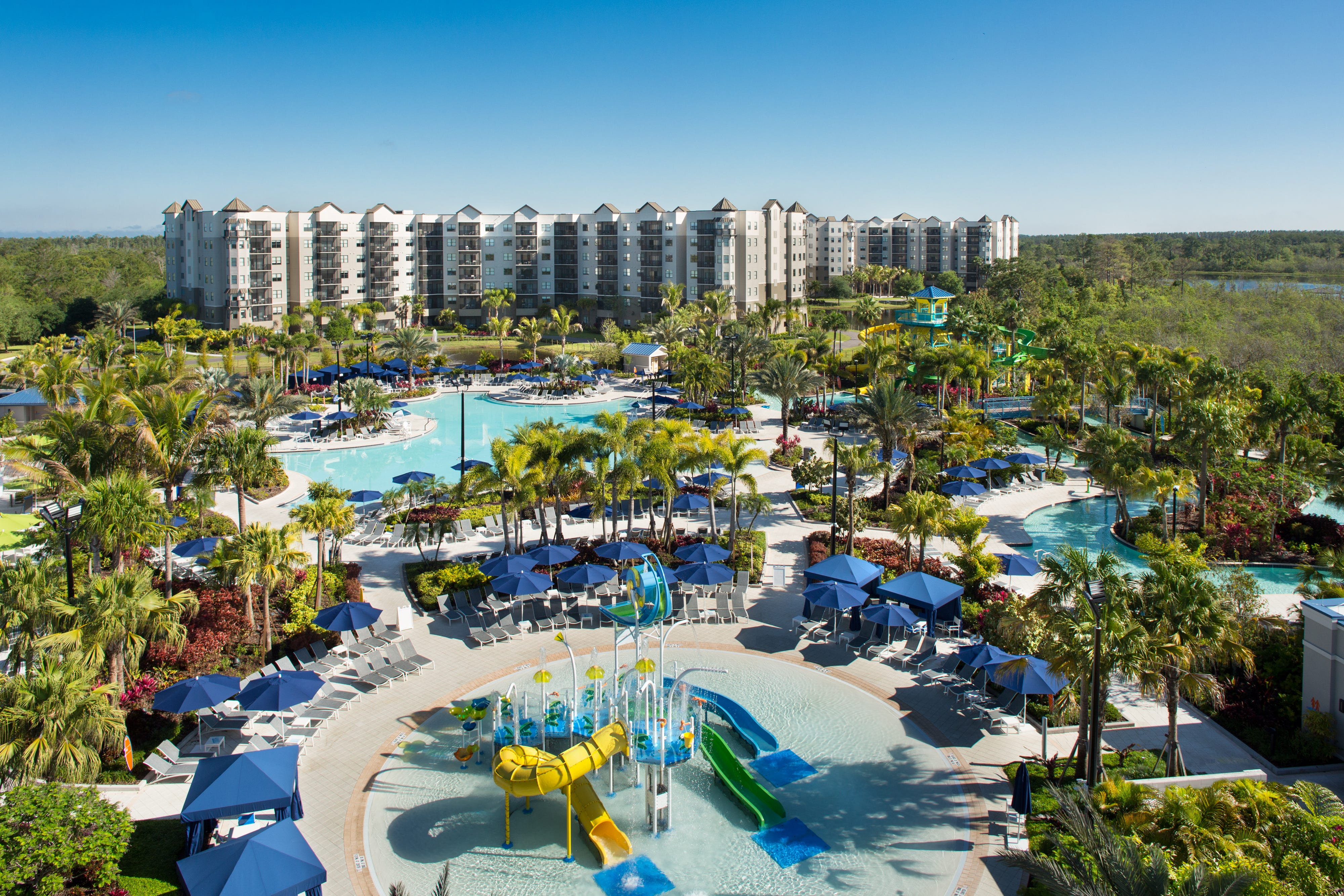 These 10 Florida water park resorts that offer fun, sun, rides and slides