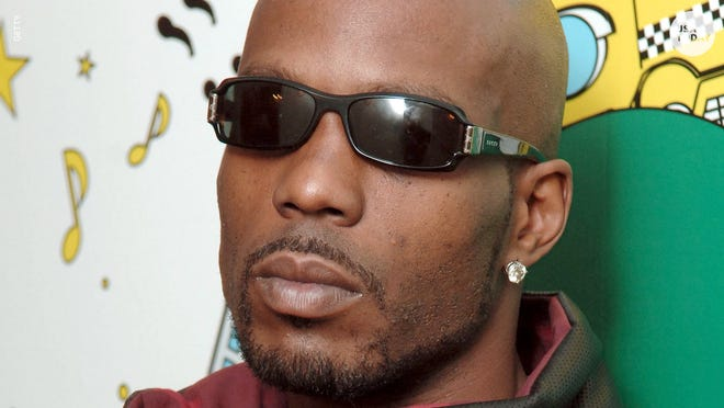 Hip-hop icon DMX was a three-time Grammy nominee and a staple of 1990s and early 2000's