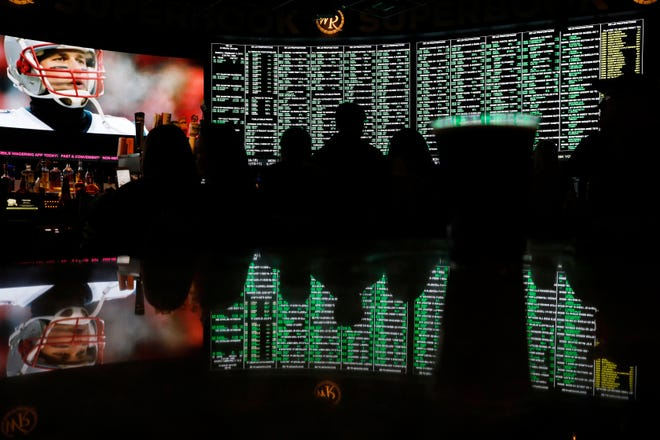 Could sports betting like this, at a Las Vegas casino, soon be coming to Florida?