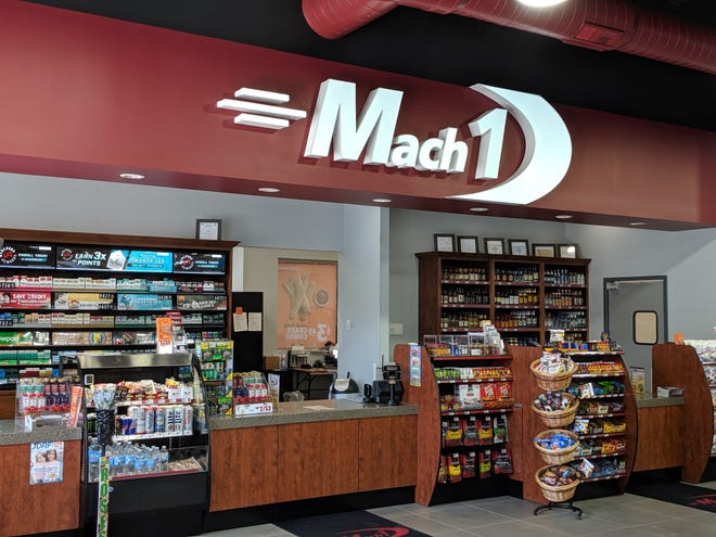 Forget your image of dirty truck stops, Mach 1 #12 in Frankfort, Illinois, ranks among the nation's cleanest in Trucker Path surveys.
