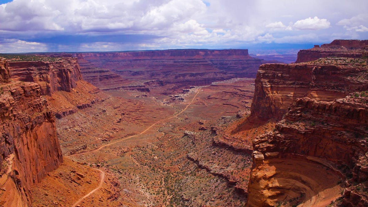A road trip like no other: Utah's 'Mighty 5' national parks in stunning photos