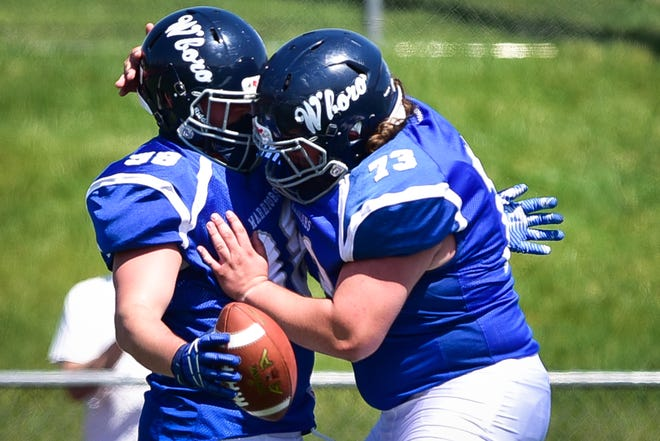Whitesboro hopes to duplicate the success they found in the spring. The Warriors finished the spring 2021 season with a 4-1 record.