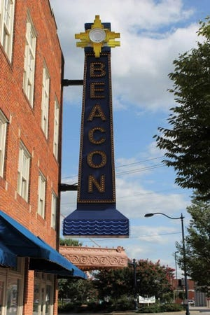 The Beacon Theatre in Hopewell, Va.