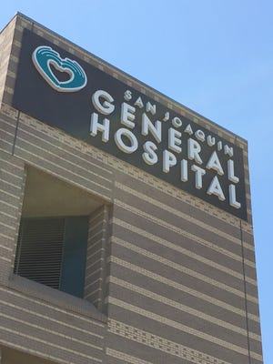 Out of 2,400 San Joaquin General Hospital employees and contractors, 295 were not vaccinated as of Wednesday, David Culberson, the CEO of the hospital, said.