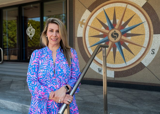 Caitlyn Carolan has been named president of the Worcester Restaurant Group.