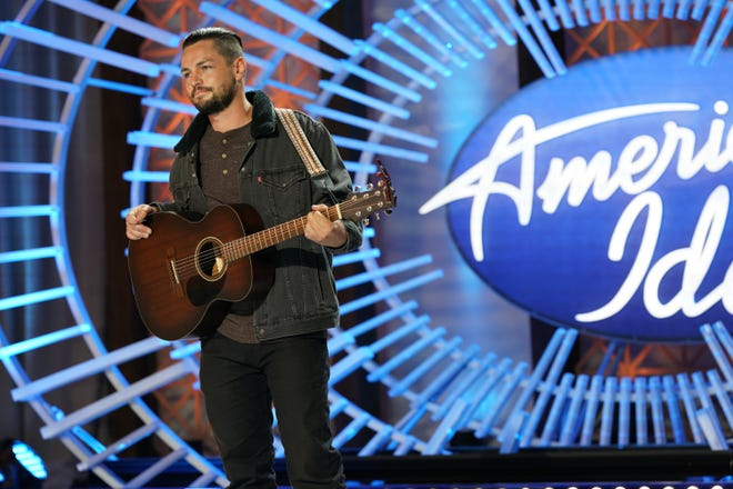 "Apple Valley's Chayce Beckham on ""American Idol."""