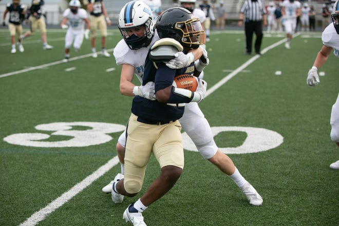 Roberson's spring nonconference game against Watauga was between two teams that moved from 3A to 4A this fall.