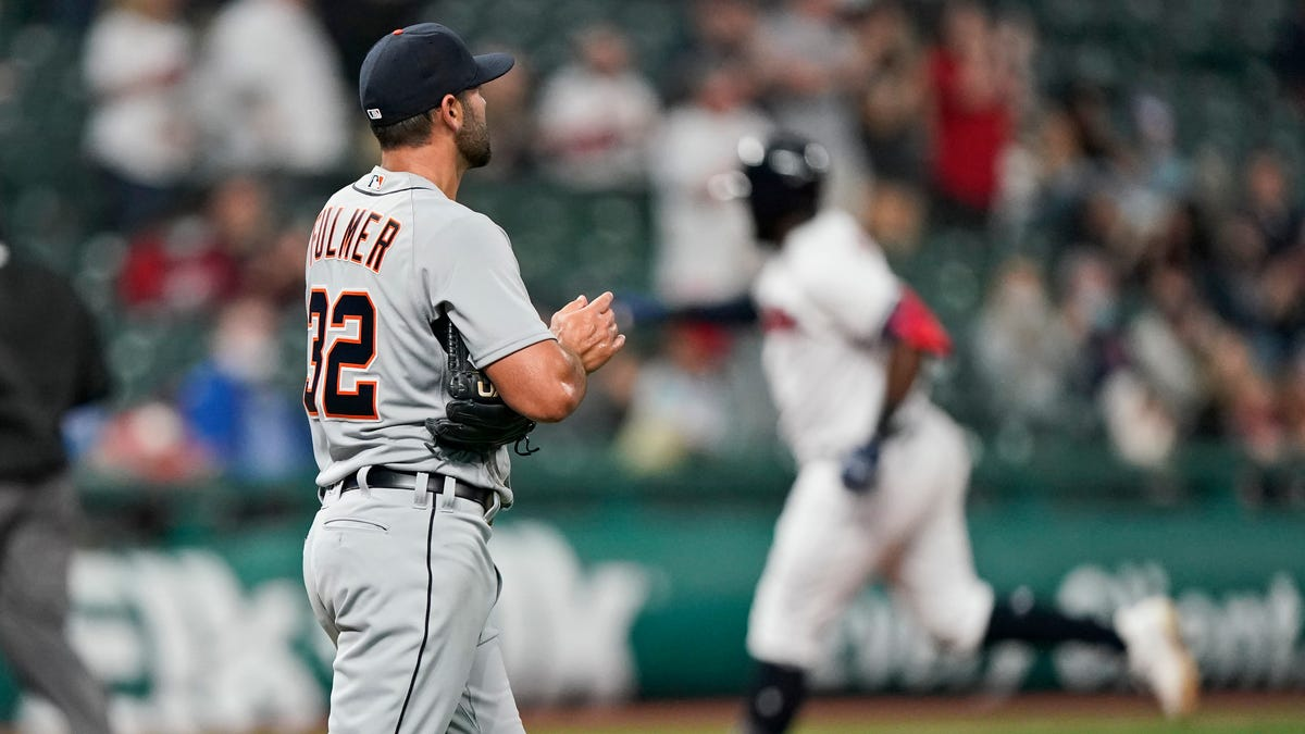 Fulmer's 4-inning effort offers some light in an otherwise dark Tigers' loss 1