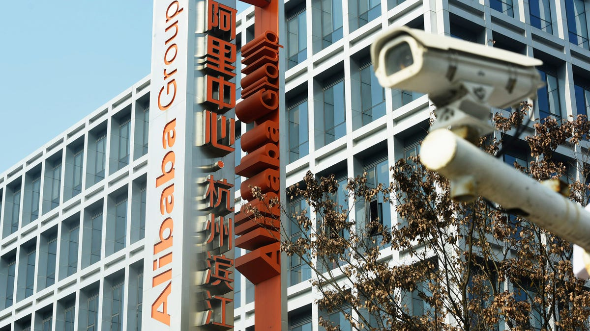 Alibaba fined $2.8 billion on competition charge in China 3