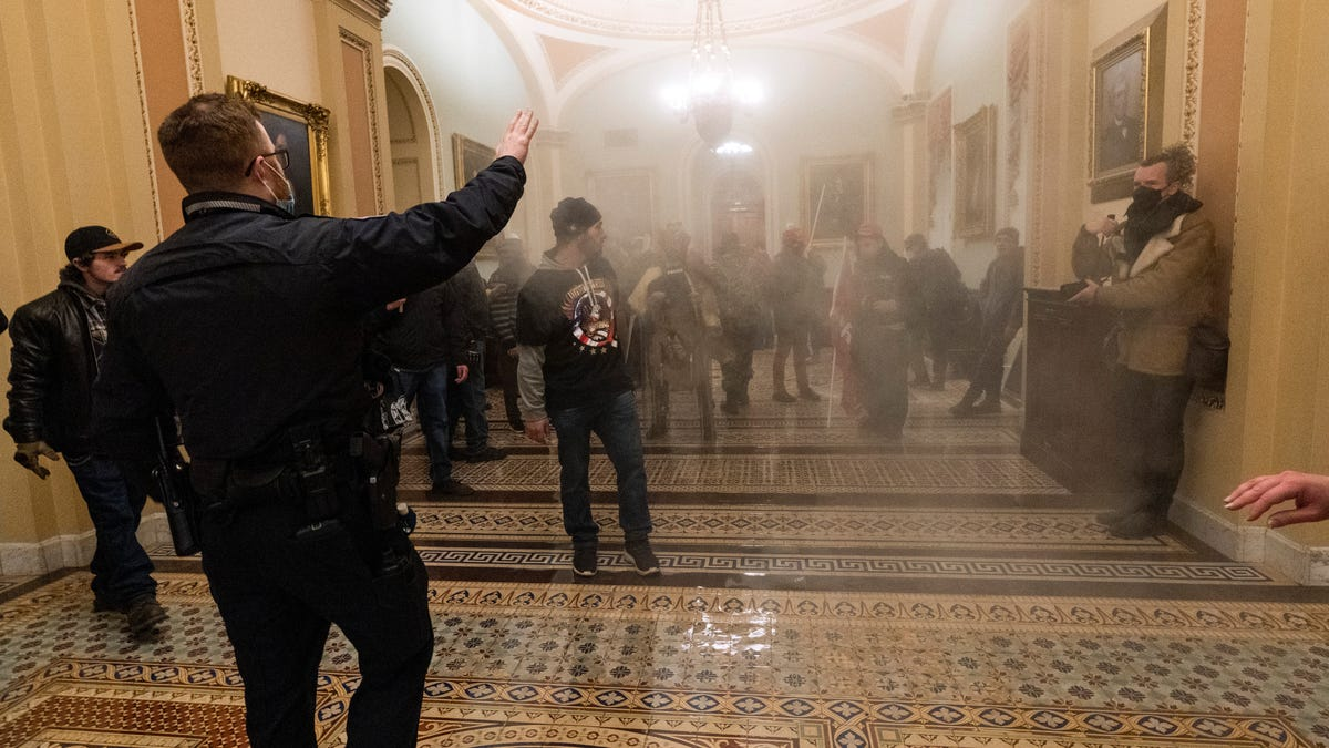 'Clear the Capitol,' Pence pleaded, timeline of riot shows 3