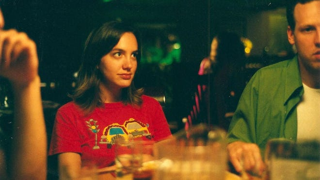 """Bujalski's """"Funny Ha Ha"""" is considered the first mumblecore film. The film stars Kate Dollenmayer as Marnie."""