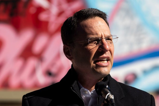 """Attorney General Josh Shapiro on Thursday called it """"the largest prevailing wage criminal case on record."""""""