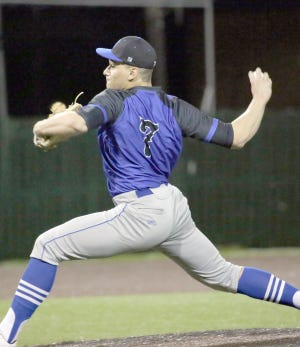 Boonville junior pitcher Jamesian McKee notched his second no-hitter of his career Friday night in three innings against Sedalia Smith-Cotton in the West Central Missouri Baseball Tournament at Liberty park in Sedalia.