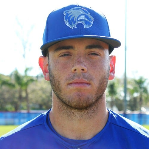 Wellington senior Dawson Ball is a two-way player for the Wolverines, and an FAU commit.