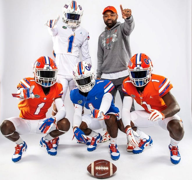 Former UF standout and NFL player Keiwan Ratliff is now an assistant director of player personnel with the Gators.