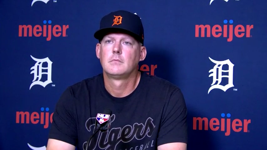 Detroit Tigers manager AJ Hinch preparing for return to Houston: 'It's home for me'