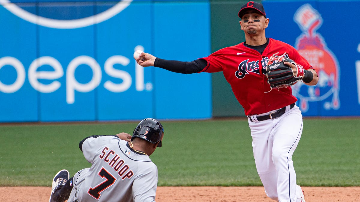 'We just have to flush it': Tigers bats struggle again as Indians complete sweep 1