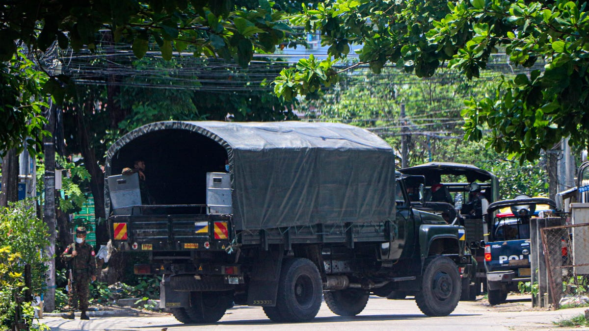 Reports: Myanmar forces kill 82 in single day in city 3