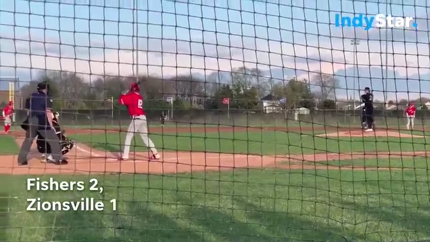 Indiana High School Baseball Highlights: Fishers 2, Zionsville 1