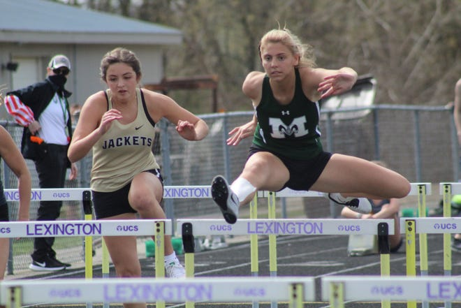 Madison's Kari Eckenwiler has a chance to be a three-time individual Ohio Cardinal Conference champion in two events. Eckenwiler and the Rams will look to capture the league crown this Friday at Ashland University's Ferguson Field.
