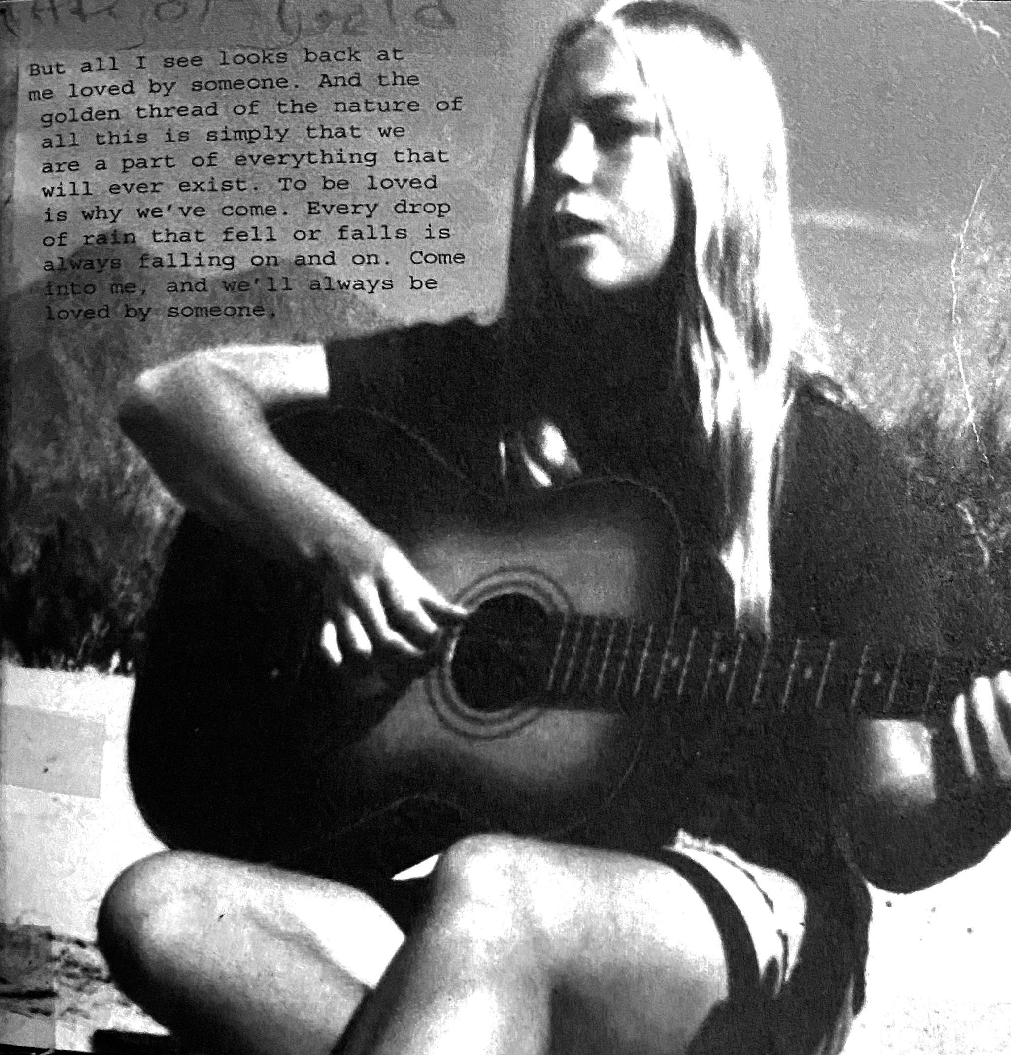 Rickie Lee Jones talks about  standing in front of life  as a child growing up in Phoenix
