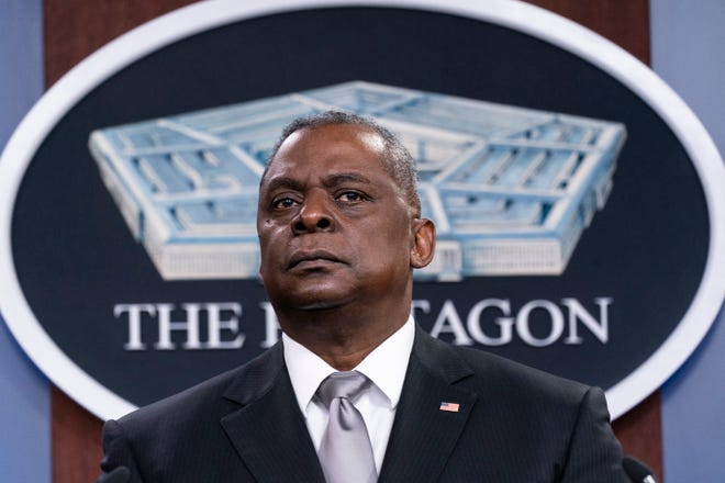 Secretary of Defense Lloyd Austin released guidance Friday, July 2, 2021, that seeks to remove sexual assault prosecution decisions from the chain of command.