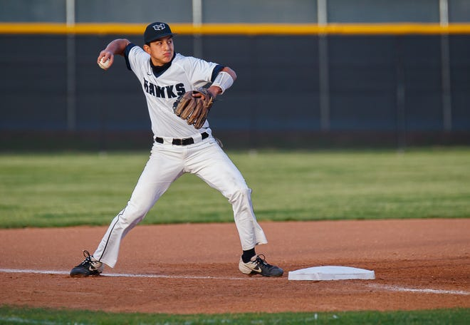 Andrew Leal, a senior infielder for Hendrickson, went 6-for-10 with an on-base percentage of .667 for the week with a home run, three RBIs and five runs scored to help the Hawks to a sweep of Manor and a nondistrict win vs. Round Rock.
