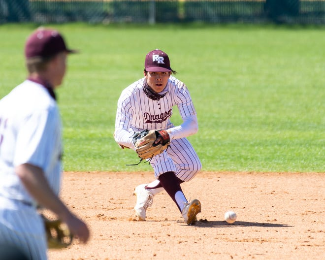 Thomas Soto, a senior shortstop for Round Rock who will play at the University of Dayton next year, hit .625 (5-for-8) in three games with two home runs, four RBIs and five runs as the Dragons swept McNeil and lost a nondistrict game to Hendrickson. The Dragons enter this week one game ahead of Cedar Ridge in the District 25-6A standings.