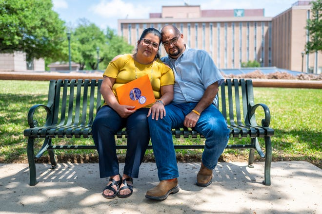 John DelaPeña and his wife, Korina, are behind a proposed bill in the Legislature that would help prevent what happened to their daughter, who drowned while at a summer camp in Cedar Park.