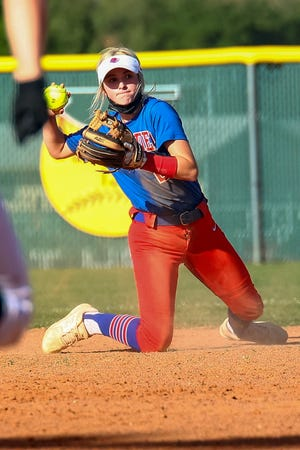 Isabella Ruff and the Class 5A No. 1 Leander softball team start their postseason Thursday with a series versus Seguin.