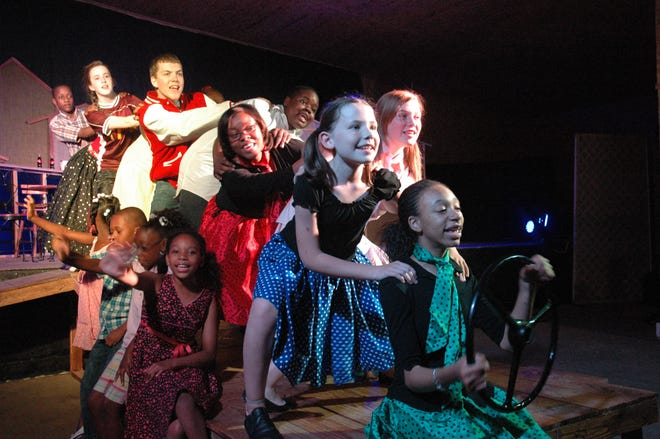 In April of 2010, performances of the community folk play series, Salkehatchie Stew, brought young and old alike to the planks of the Palmetto Theater in Hampton.