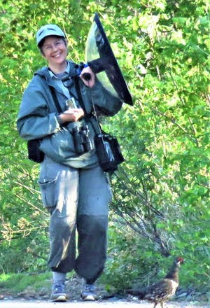 Susan Kielb will be presenting during this month's Straits Area Audubon Society meeting regarding the secrets of songbirds nesting and what people can learn from the birds.