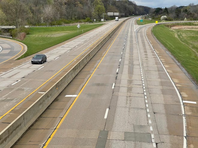 The biggest project of 2021 won't begin until the fall when the Ohio Department of Transportation begins a major rehabilitation of the Dix Expressway in Wooster.