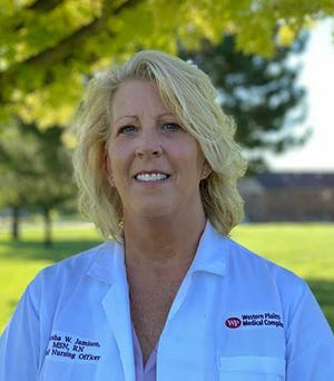 Western Plains Medical Complex Chief Nursing Officer Marsha Jamison has been recognized by the Certification Board for Professionals in Patient Safety naming her as a Certified Professional in Patient Safety.