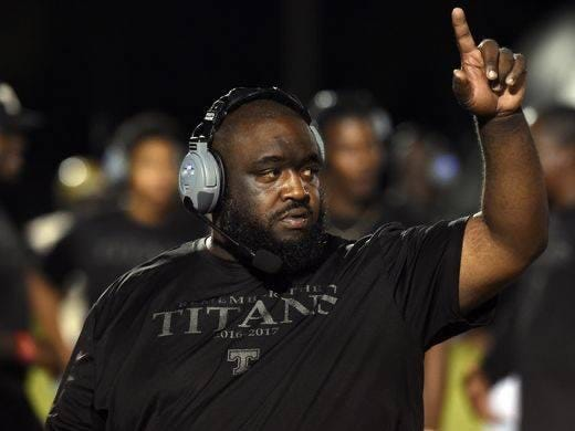 Jerrime Bell, who spent the last seven years as an assistant at Treasure Coast, was named Atlantic High's football coach Monday.
