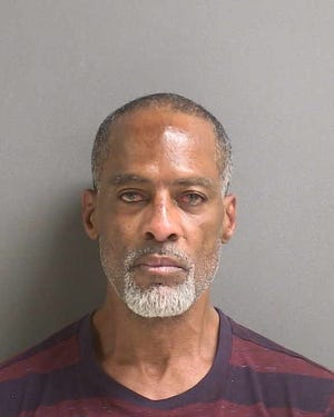 Orange City police said Rodney Guilford stabbed another man he invited to a party to do drugs. He claimed his guest gave him bad drugs, police said.